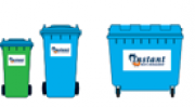 Rear lift bins