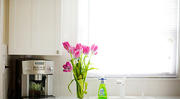 Spring clean kitchen