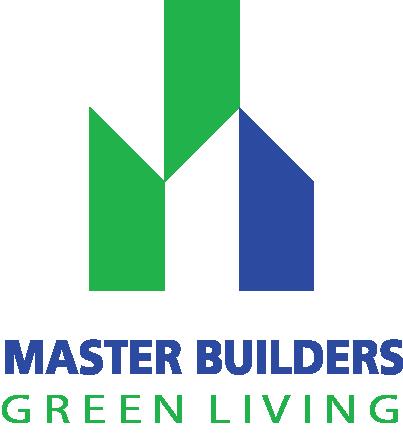Master Builders Green Living logo