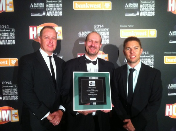 Homebuyers use Instant to win MBA award