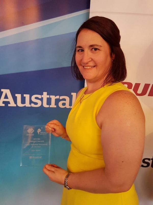aicm award win for iwm