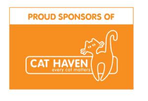 cat haven sponsor orange